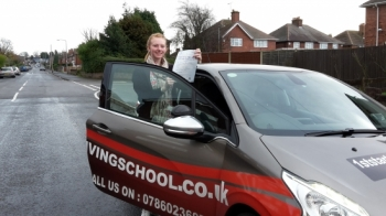 Congratulations on passing your driving test....