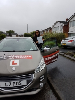 well done you passed