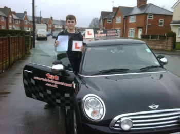 Congatulations on passing your driving test