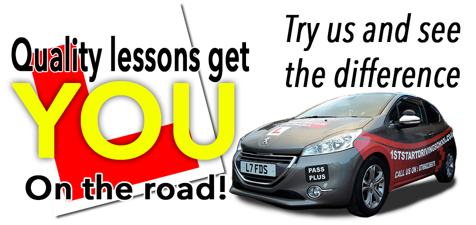 1st Start Automatic Driving School 07860236975
